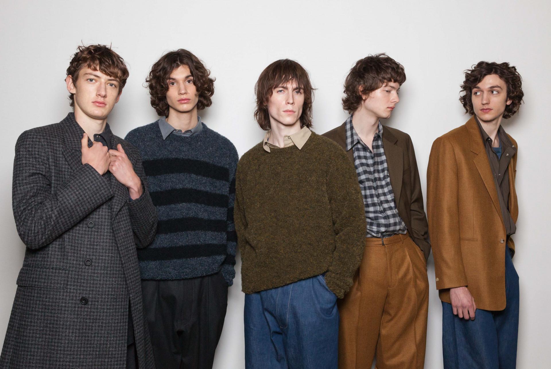 Fashion Week London Fashion Week Men S Aw17 Toni Guy