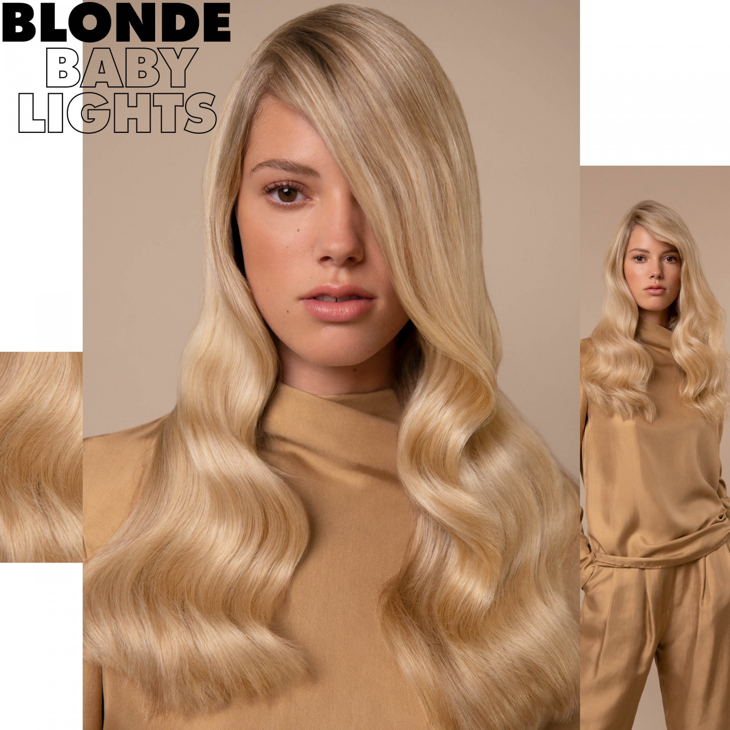 Be Your Best blonde