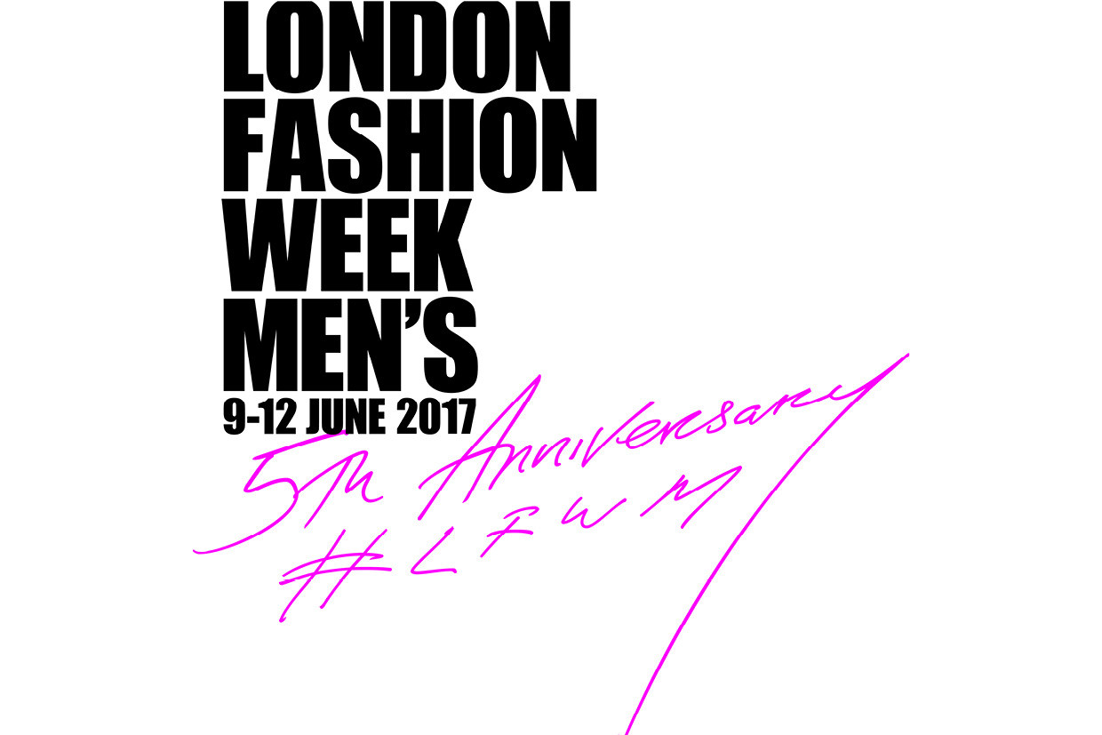 Fashion Week London Fashion Week Men S Ss18 Toni Guy